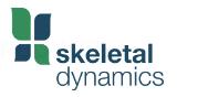 Skeletal Dynamics